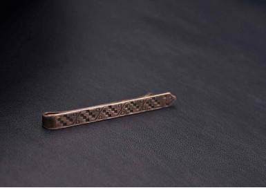 Зажим для галстука Вышивка