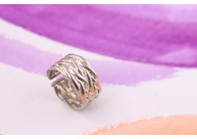Кольцо Плетенка