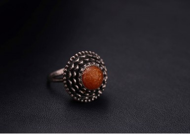 Кольцо Тыква-3