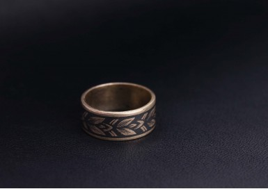 Кольцо Венок