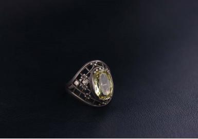 Кольцо Шафран